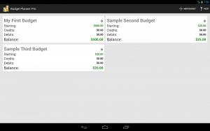 budget planner pro