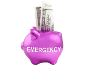 emergency fund money